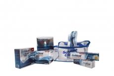 Kit Sefdent Clean Plus Estuche Con 6 Productos - Para Prótesis Dental