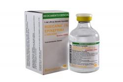 Roxicaina Epinefrina Caja Con Frasco Vial Con 50 mL Rx