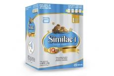 Similac 1 Lactantes de 0 a 6 Meses Caja Con 4 Bolsas Con 350 C/U