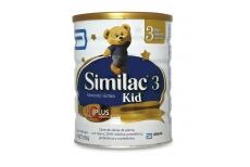 Similac 3 Kid Alimento Lácteo Tarro Con 850 g