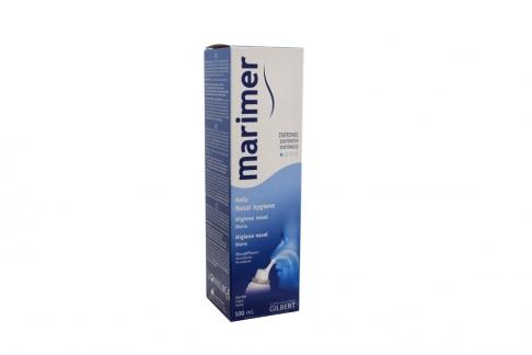 Marimer Isotónico Nasal Caja Con Spray Con 100 mL - Higiene Nasal
