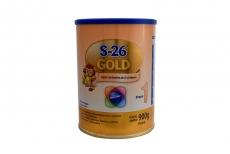 S-26 Gold En Polvo Tarro Con 900 g Para Lactantes de 0 a 6 Meses