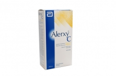 Alerxy C 137 / 50 mcg Caja Con Frasco Con 140 Dosis Rx