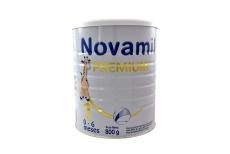 Novamil® Premium 1 Polvo Tarro Con 800 g Con Cuchara Plástica - 0 A 6 Meses