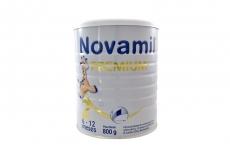 Novamil Premium 2 Polvo Tarro Con 800 g Con Cuchara Plástica - 6 A 12 Meses