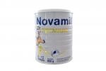 Novamil® Premium 2 Polvo Lata Con 800 g Con Cuchara Plástica - 6 A 12 Meses