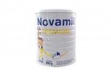 Novamil® Premium 3 Polvo Lata Con 800 g - 1 A 3 Años