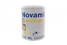 Novamil® Premium 3 Polvo Lata Con 400 g - 1 A 3 Años