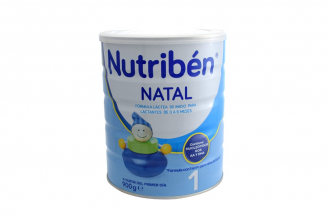 Nutribén Natal 0 a 6 Meses Tarro Con 900 g