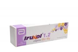 Iruxol 1.2 Ungüento Caja Con Tubo Con 20 g RX