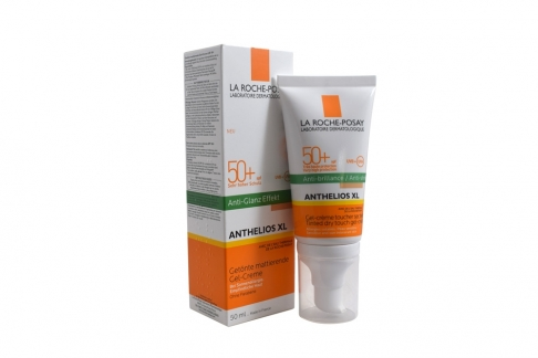 Anthelios Xl Crema Fps 50 Caja Con Tubo Con 50 mL