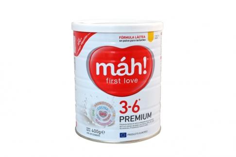 Máh First Love Premium 3 A 6  Meses Tarro Con 400 g