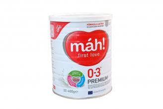 Máh First Love Premium 0 A 3 Meses Tarro Con 400 g