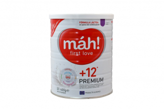 Mah First Love Premium +12 Tarro Con 400 g