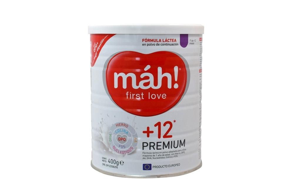 Mah First Love Premium +12 Tarro Con 400 g