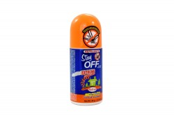Repelente Stay Off Extreme Roll-On Con 40 g