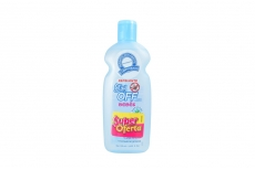 Repelente Stay Off Loción Para Bebes Frasco Con 120 mL