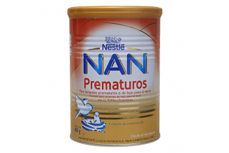NAN Prematuros Tarro Con 400 g