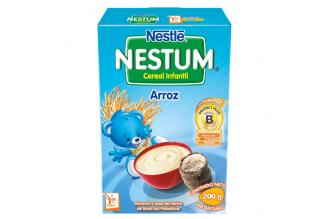 Nestum Cereal Infantil Arroz Caja Con Bolsa Con 200 g