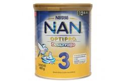 Nan® Optipro®  Desarrollo 3 Tarro Con 800 g