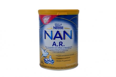 Nan® A.R Polvo Tarro Con 400 g