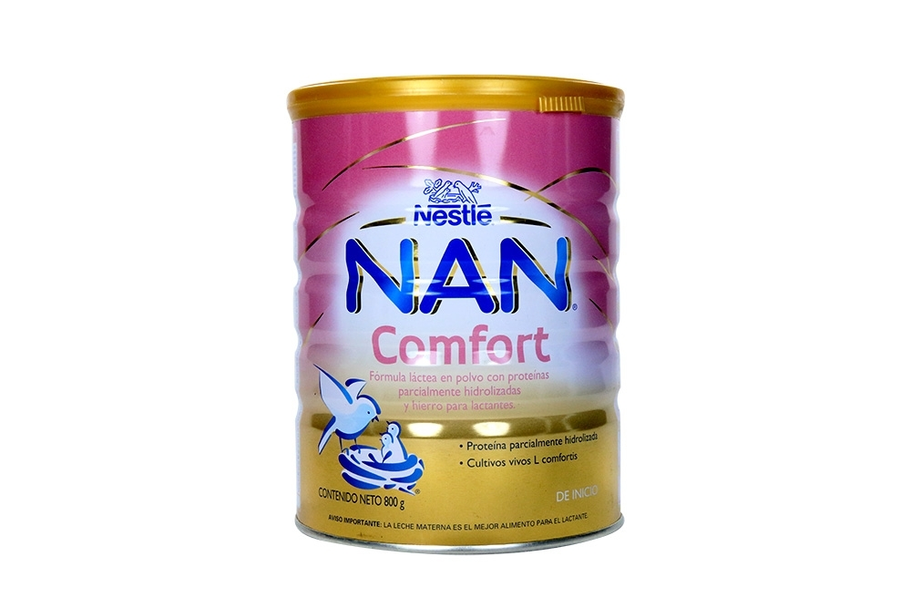 NAN Comfort Tarro Con 800 g