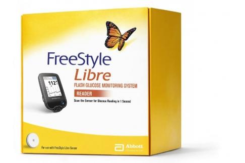 FreeStyle Libre Lector Caja Con 1 Unidad