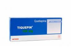 Tiquepin 100 mg Caja Con 30 Tabletas Rx4
