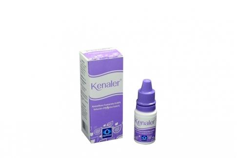 Kenaler Solución Oftálmica Caja Con Frasco Con 5 mL Rx