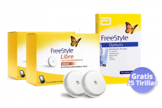 FreeStyle Libre Te Regala 25 Tirillas
