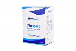 Tiosynt 18 mcg Polvo Para Inhalación Caja Con 30 Cápsulas Duras Rx