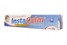 InstaCalm Crema 100.000 UI / 200 mg Caja Con Tubo Con 60 g