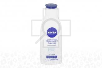 Nivea Crema Corporal Hidratación Express Frasco Con 125 mL - Absorción Inmediata