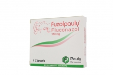 Fuzolpauly 150 mg Caja Con 1 Cápsula Rx