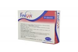 Finigax Caja X 24 Cápsulas