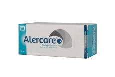 Alercare Solución Oftálmica 2 mg Caja Con Frasco Con 10 mL RX