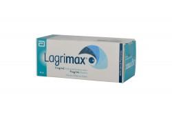 Lagrimax 5 / 9 mg / mL Caja Con Frasco Con 10 mL Rx