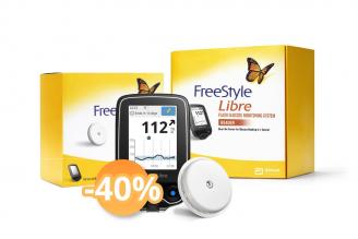 FreeStyle Combo Sensor +  Lector (-40%)