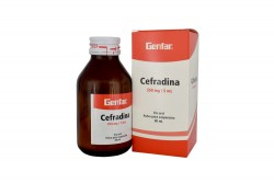Cefradina 250 Mg/ 5 mL Frasco X 80 mL Rx2