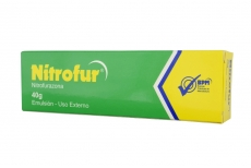 Nitrofur Pomada Tubo Con 40 g RX2