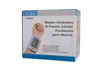 Tensiómetro Digital Para La Muñeca Caja Con 1  Unidad