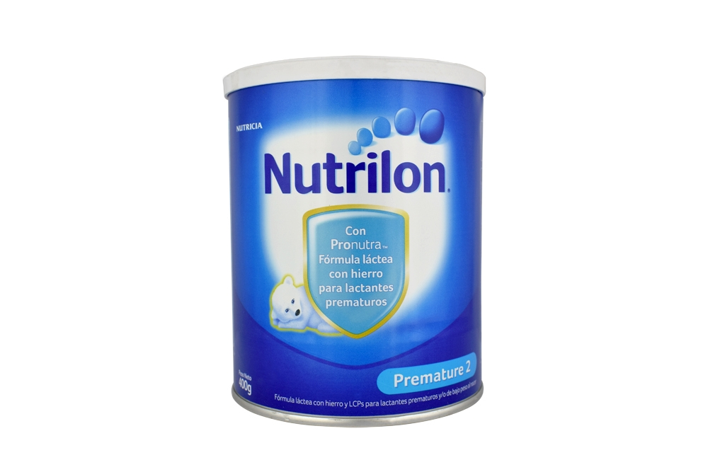 Nutrilon Premature 2 Tarro Con 400 g