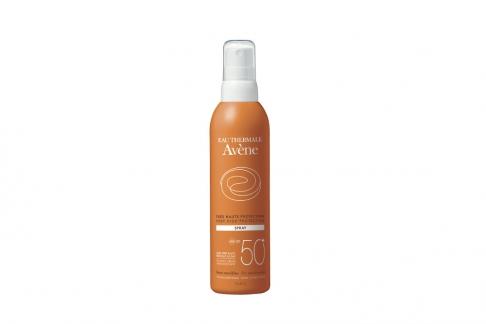 Eau Thermale Avène Crema Protección SPF 50 + Spray Con 200 mL