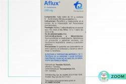 Aflux 200 mg Caja Con 30 Sobres