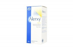 Alerxy Spray Nasal 1 mg / mL Frasco Con 140 Dosis Rx