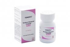 Tendifu 300 mg Caja Con Frasco Con 30 Tabletas Recubiertas Rx4