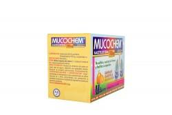 Mucochem Niños 100 mg Caja Con 30 Sobres Granulados – Sabor Naranja