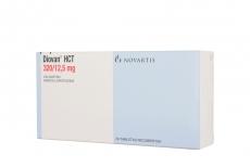 Diovan Hct 320 / 12.5 mg Caja Con 28 Tabletas Rx4