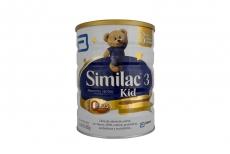 Similac 3 Kid Polvo Tarro Con 850 g - Niños En Crecimiento