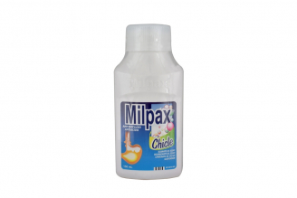 Milpax Frasco Con 150 mL – Sabor Chicle
